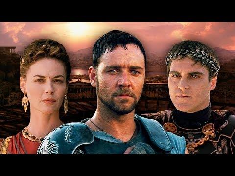 GLADIATOR - Then And Now ⭐ Real Name And Age