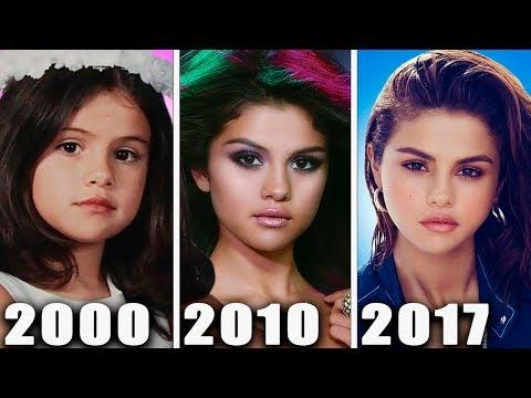 SELENA GOMEZ ✪ Life From 1 To 25 Years Old