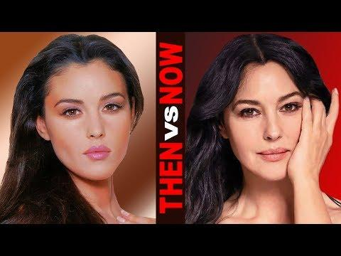 MONICA BELLUCCI ⭐ Life From 1 To 53 Years Old