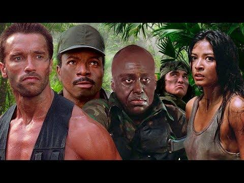 PREDATOR - Then And Now ⭐ Real Name And Age